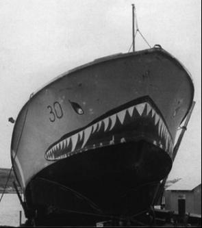 Торпедный катер «TM-30»