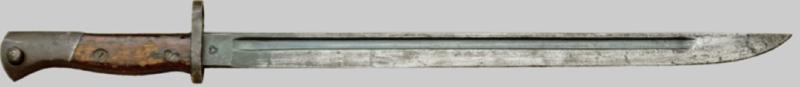 Штык M-1924 (Type 30)