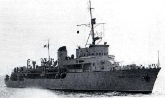 Патрульный корабль «Hvidbjornen»