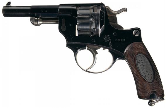 Револьвер MAS 1874