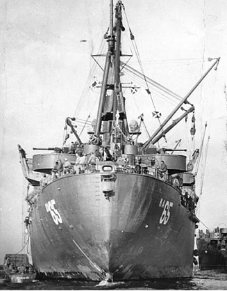 Десантный транспорт «Shoshone» (AKA-65)