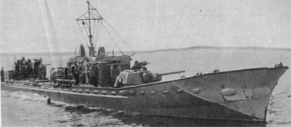 Бронекатер «БК-506»