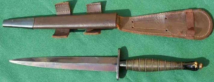 Нож «Beaded & Ringed»