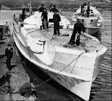 Торпедный катер «S-31»