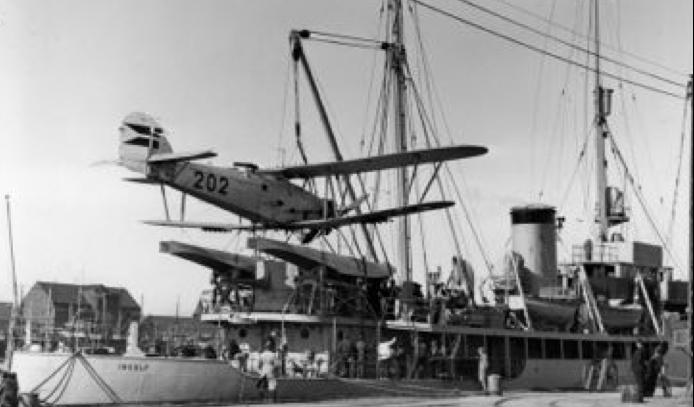 Патрульный корабль «Ingolf»
