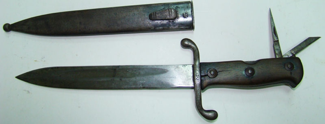 Нож боевой