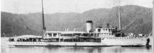 Патрульный корабль «104» (Valk)