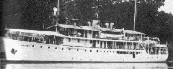 Патрульный корабль «109» (Fazant)