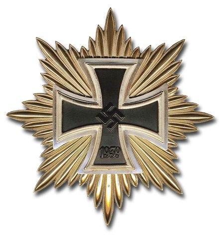 Звезда Большого креста Железного креста