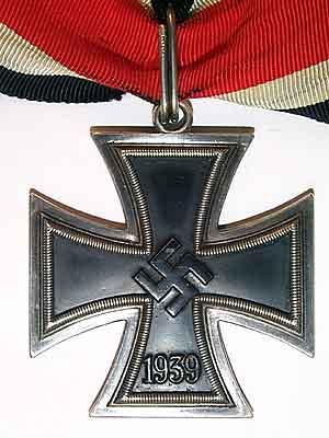 Большой крест Железного креста.