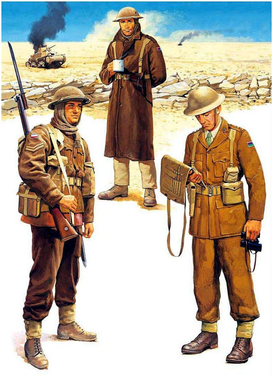 Chagas Carlos. Австралийские солдаты