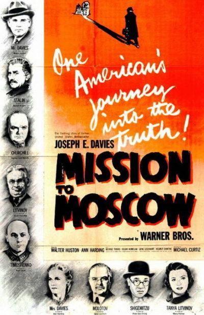 «Миссия в Москву»