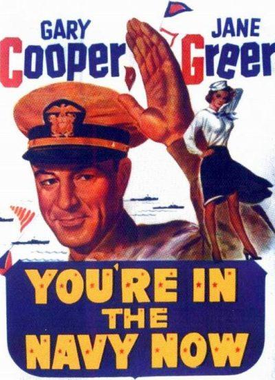 «Теперь ты на флоте»