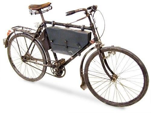 Велосипед швейцарской армии MO-05
