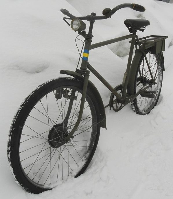 Велосипед m/42s.