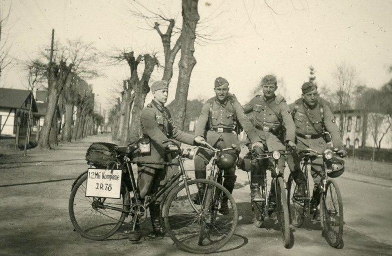 Велосипедный патруль