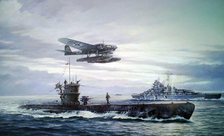 Chernev Marii. Немецкий флот