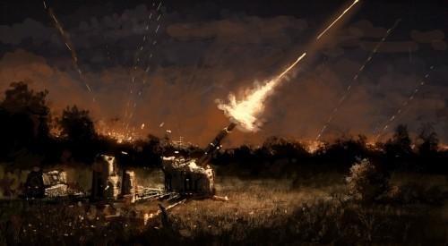 Kresz Bence. Зенитный огонь