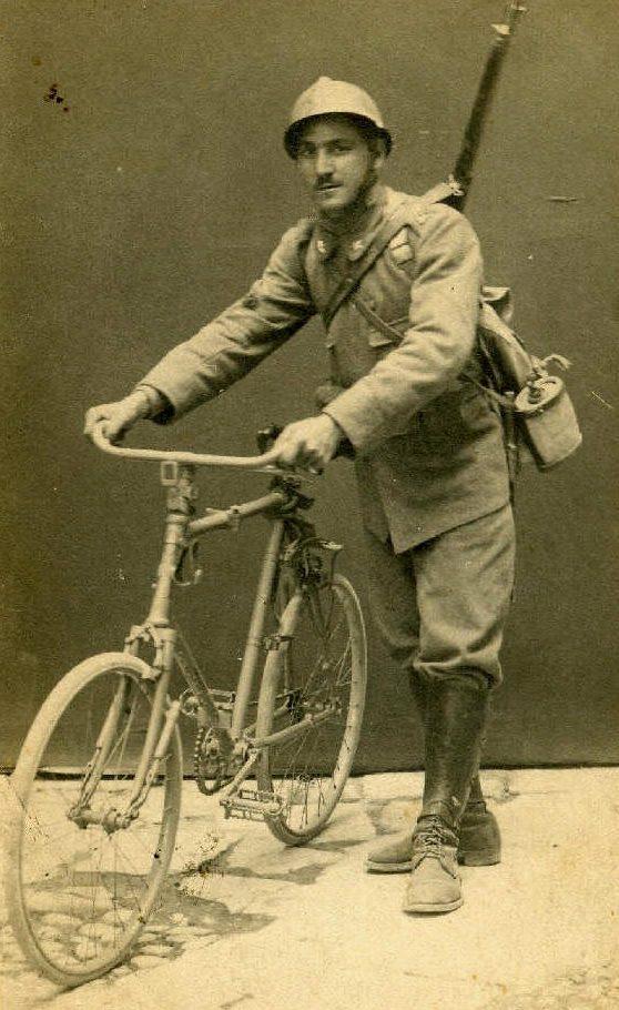 Джова Баттиста Паломбо - доброволец Первой мировой войны.