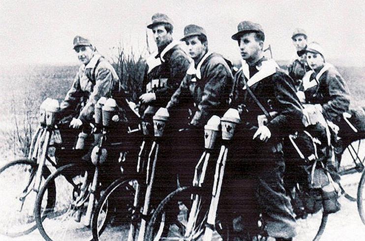 Истребители танков. Бреслау. Март 1945 г