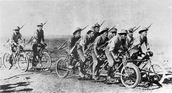 2-х и 8-местные железнодорожные велосипеды
