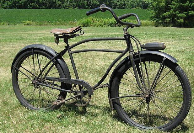 Мужская модель велосипеда Columbia.