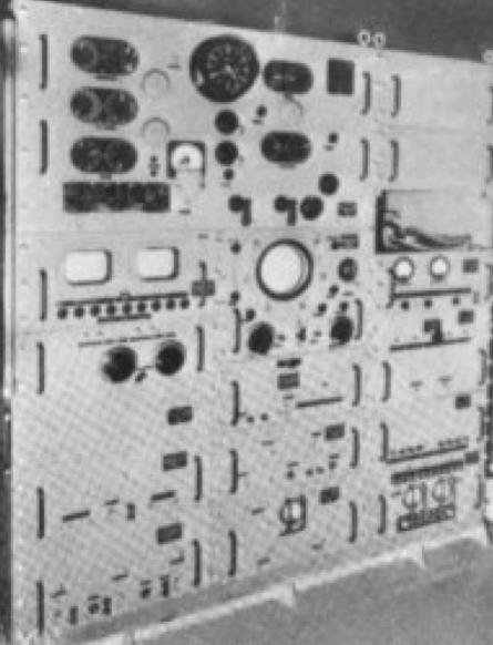 Аппаратура управления корабельной РЛС SM