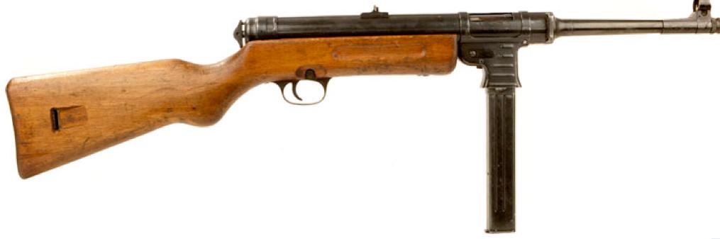Пистолет-пулемет Orita  M-1941