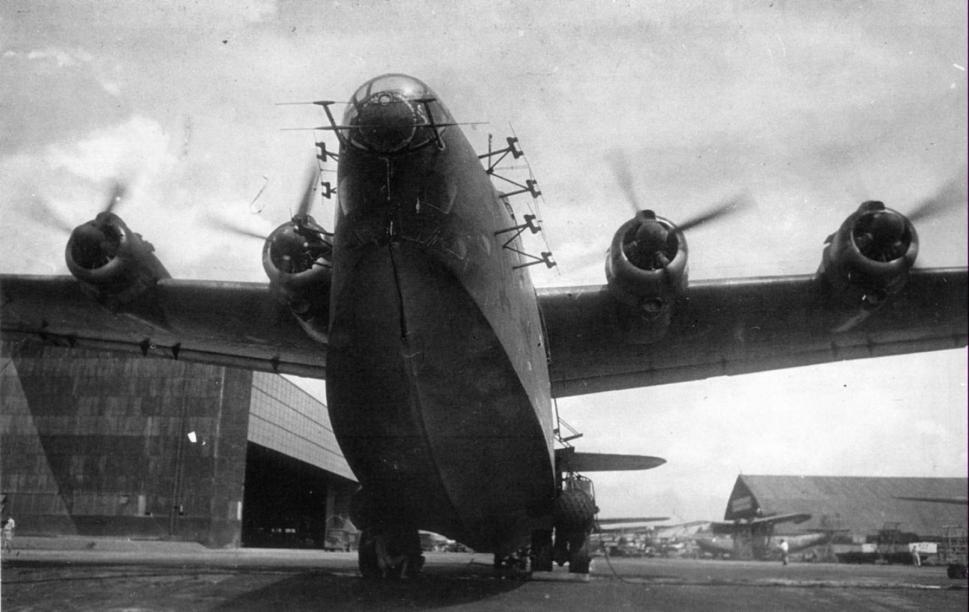Летающая лодка Kawanishi (H-8K Emil) с радаром  Type 6 Mk-4 Mod 3