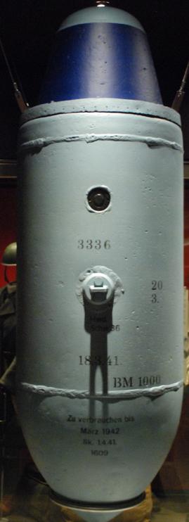Донная мина BM 1000-I