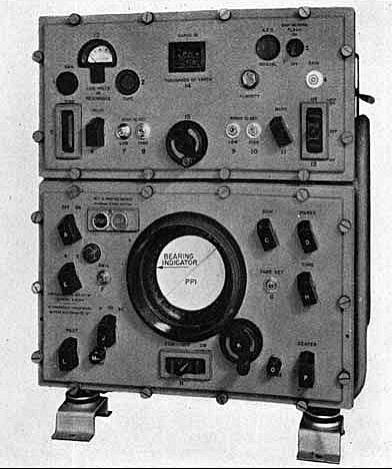 Индикатор РЛС SO-1