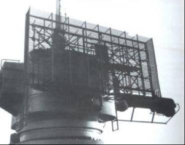 Корабельная РЛС FuMO-61