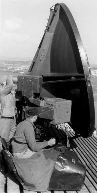 РЛС FuMG-62-С (Würzburg С)