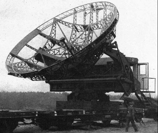 Передвижная РЛС FuMG-65