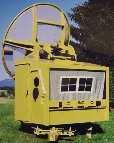 РЛС FuMG-64/ FuMO-221 (Mannheim)