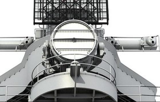 Корабельная РЛС FuMO-21 (FMG-39 G)