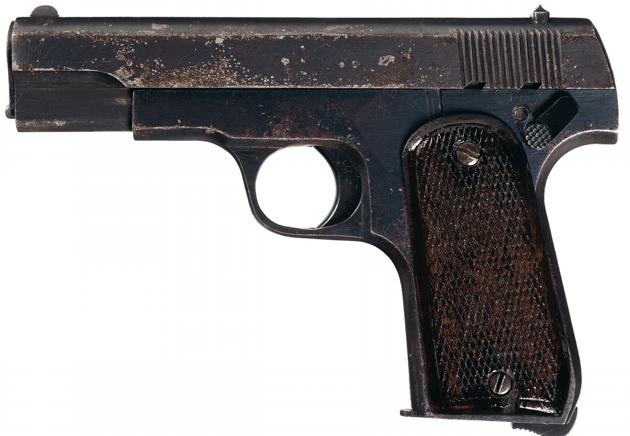 Пистолет Sugiura