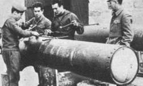 Торпеда калибра 533-мм