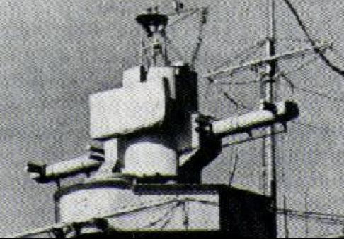 Корабельная РЛС FuMO-22