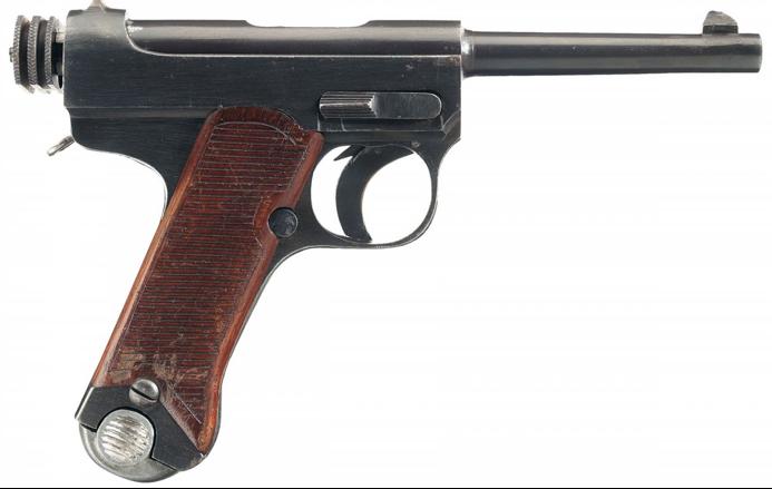 Пистолет North China type 19 pistol