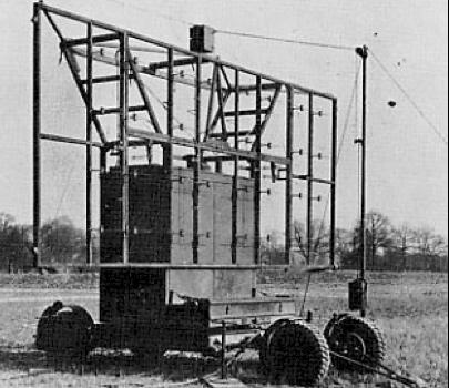 Передвижная РЛС Type-8F Mk-II