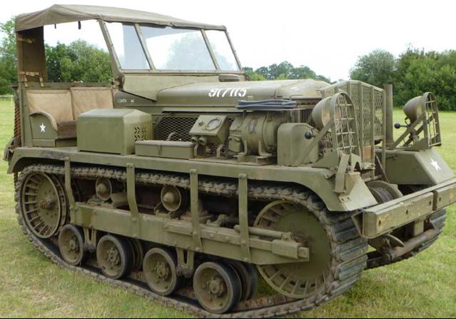 Трактор Cletrac M-2