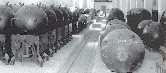 Якорная мина P-125/1935