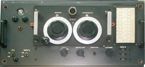 Приемник РЛС FuMB-1