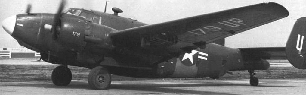 Авиационная РЛС ASD на самолете PV-1