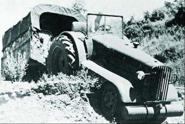 Тягач GMC Т-5