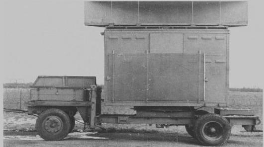 Передвижная РЛС Type-14 CHEL/GCI