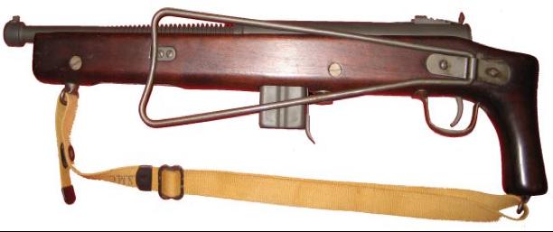 Reising M-55 со складным прикладом