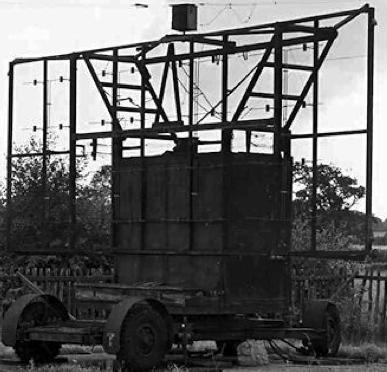 Передвижная РЛС Type-15 Mk-1