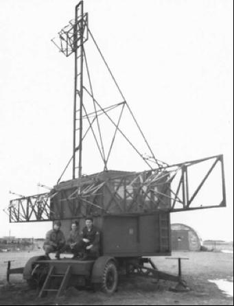 Передвижная РЛС GL Мk-II